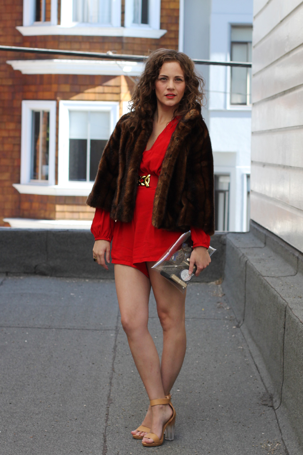 holiday 2013 retro glam: jumpsuits and rompers