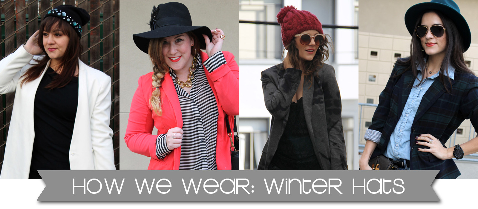 bd4dea10ea2 How We Wear  Winter Hats - undeniable style — undeniable style