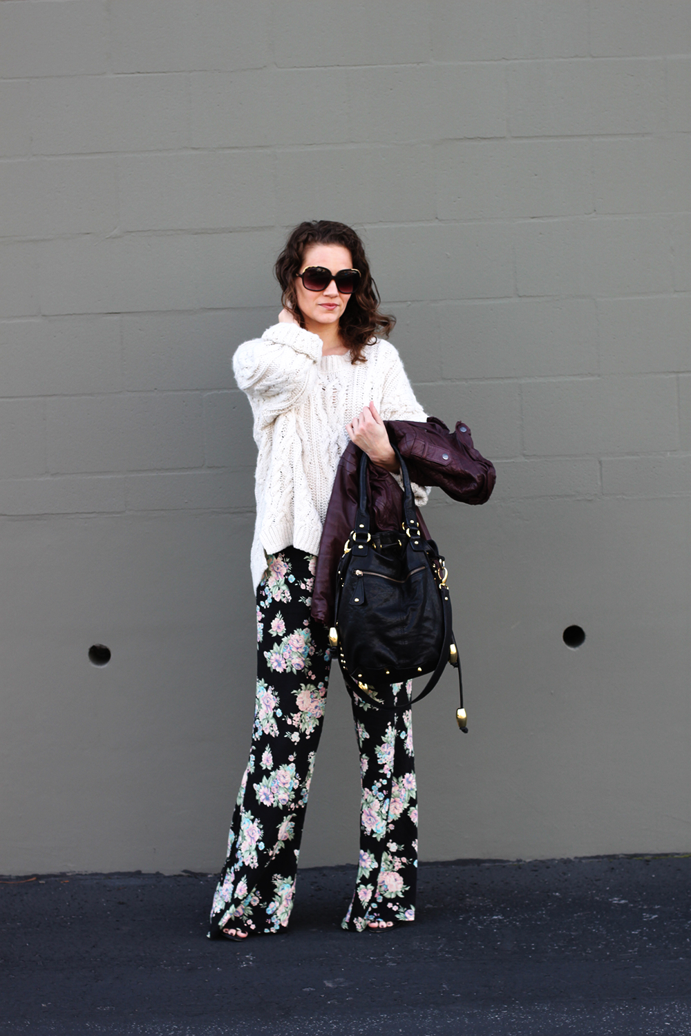 Brandy Melville Alexah pants on undeniablestyle.com